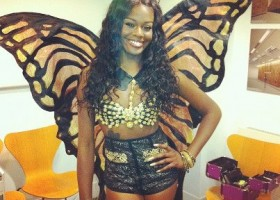 Azealia Banks Indian Wavy 1