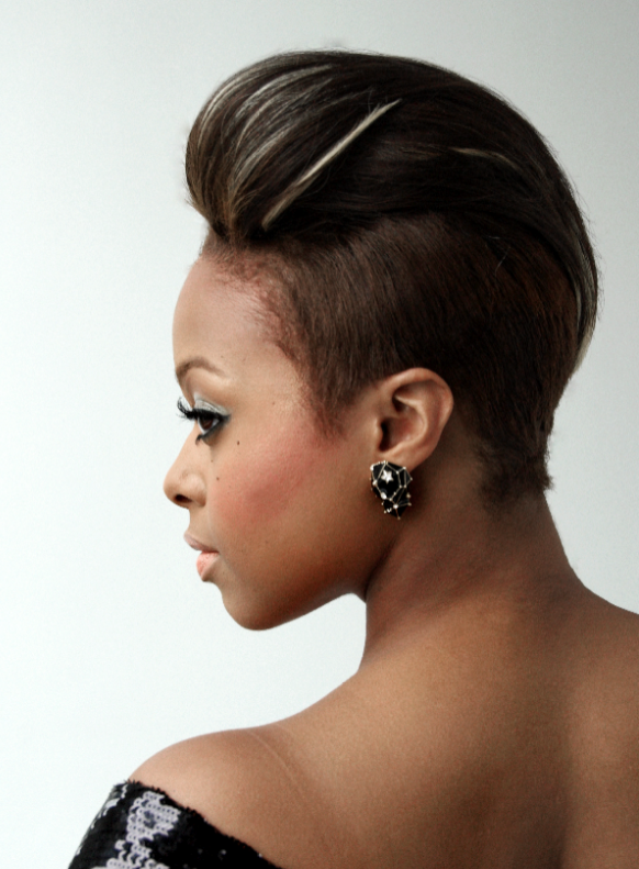 Hair Inspiration: Chrisette Michele Styles, Plus Tickets ...