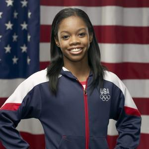 Gabby Olympic pic