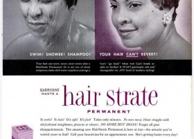 Hair strate Ad