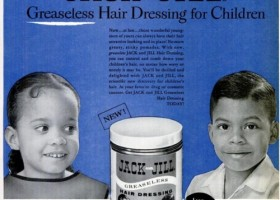 Jack and Jill Hair Cream Ad