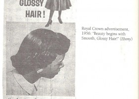 Royal Crown Hair Ad