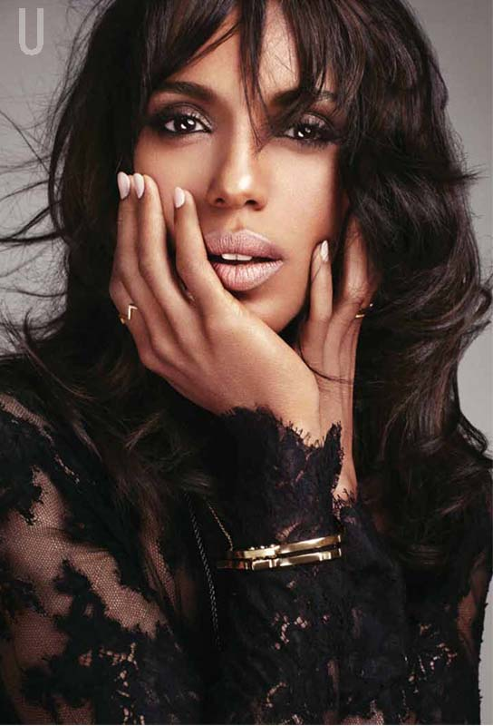 kerry-washington-tousled-hair