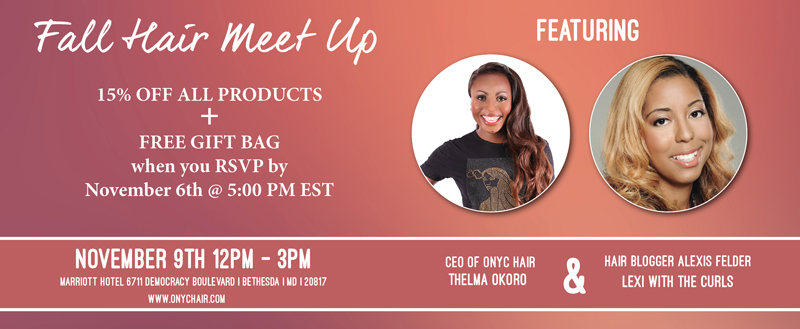 ONYC Meet and Greet Invitation