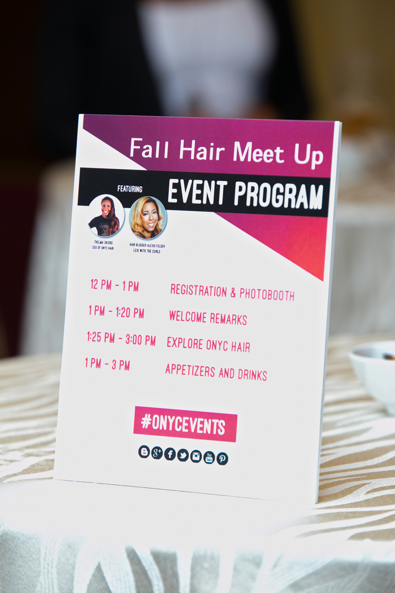 onyc hair fall meet and greet schedule