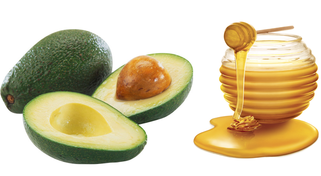 Avocado and Honey Hair Mask - ONYC Hair Care Guide - Hair Spa Treatments That We Can Do At Home