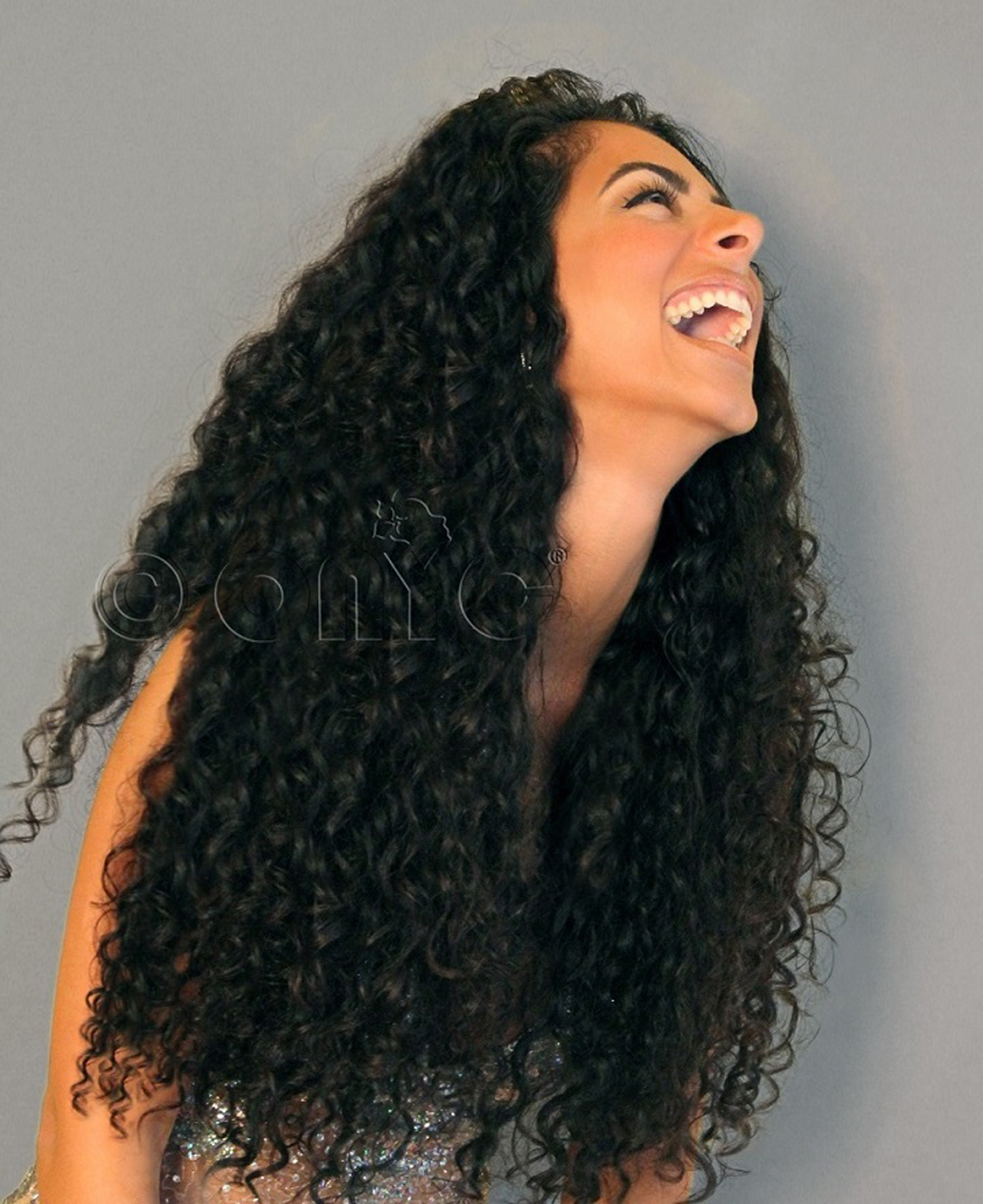 Types of Deep Curly Hair Weave - ONYC Hairstyling Guide - Curly Addiction 3B Machine Weft