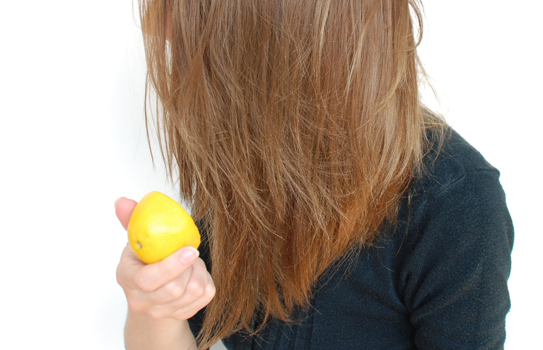 ONYC Hair Care Guide - Natural Hair Products for Wavy Hair - Lemon Juice