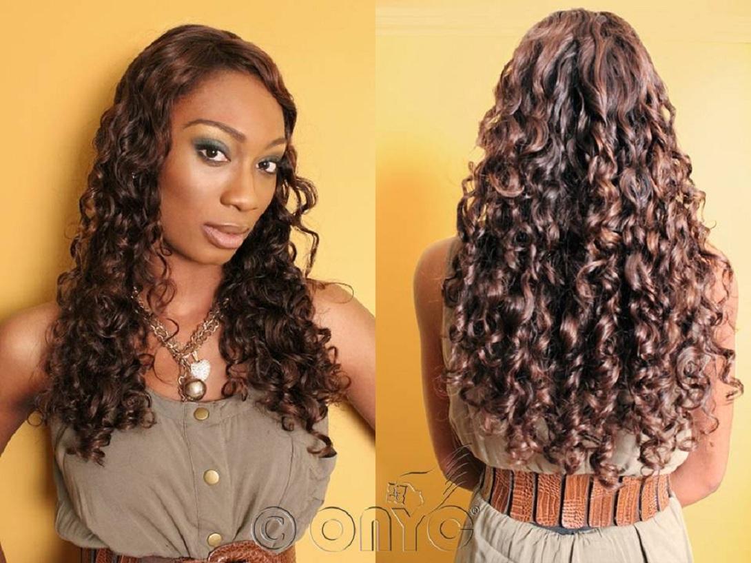 types of deep curly hair weave - onyc world